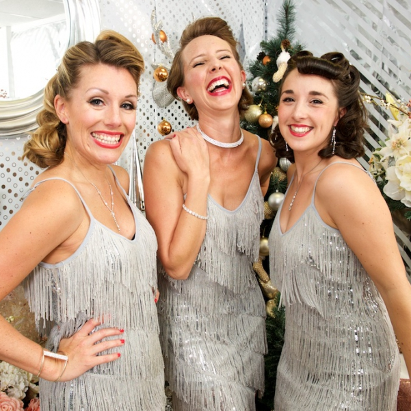 The Sweet Arts Vocal Harmony Trio Buckinghamshire