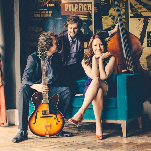 Phoebe and The Live Lounge Boys Acoustic Jazz & Pop Trio Surrey