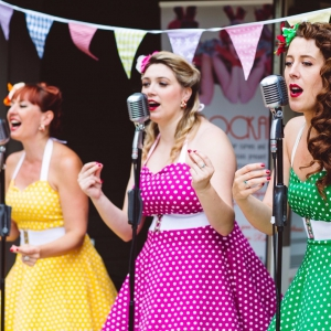 S.O.S (Sirens of Swing) Acapella group Essex