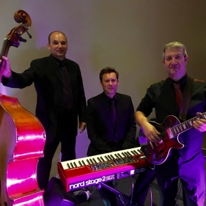 The Jazz Crooner Trio Swing & Soul Trio Greater Manchester