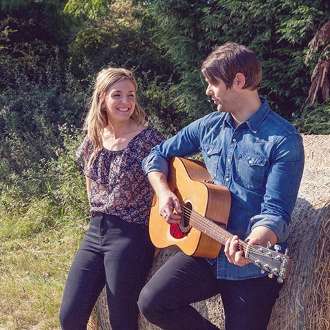 The Anderson Duo Acoustic Duo Durham