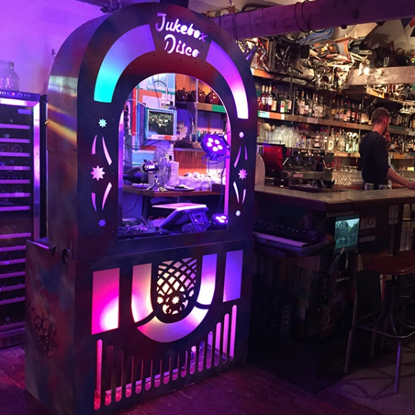 Jukebox DJ Party DJ Hampshire