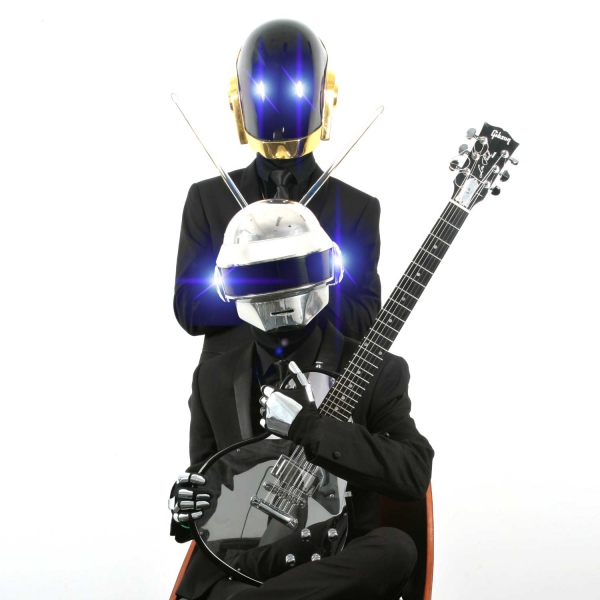 Daft Punk Tribute | Tribute Band Cambridgeshire | Alive Network
