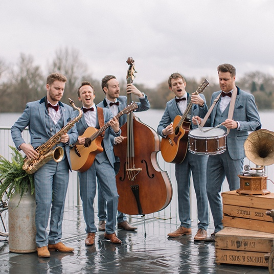 The Stringfellows Acoustic Band London