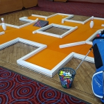 Portable Mini Golf Giant and Outdoor Games Cheshire