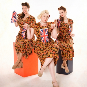 The Victory Rolls Acapella group London