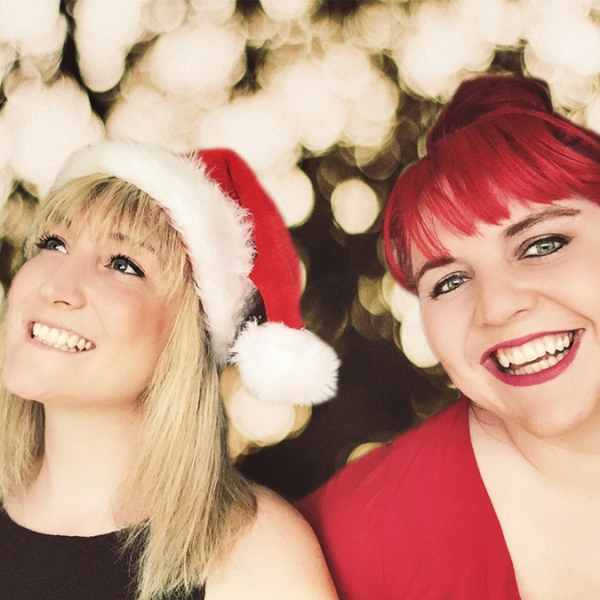 Christmas Sounds Festive Music Piano and Singer Duo Surrey