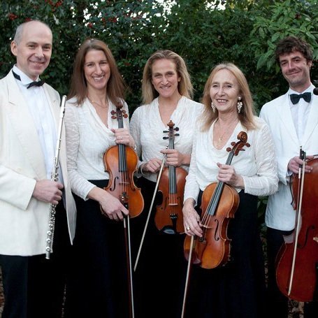 Darlton Ensemble String Quartet With Flute Greater Manchester