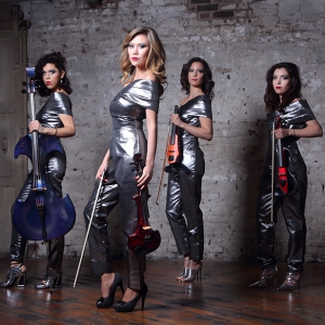 Electric Violinists & Violin Players For Hire - Alive Network