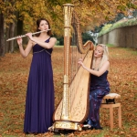 Elysium Flute And Harp Duo Classical Musician West Midlands