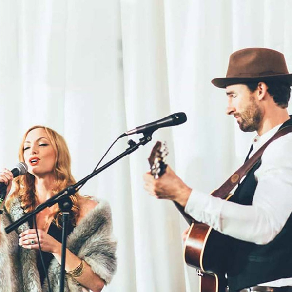 Fox and Fitzgerald Acoustic Duo Bristol