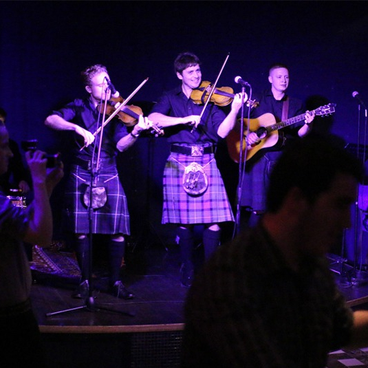 The Blazing Ceilidh  Edinburgh