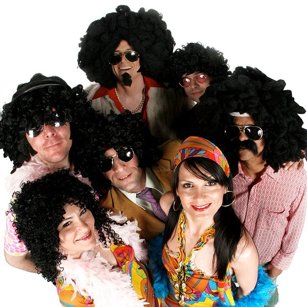 70s Funk Bands : Disco nights s funk band hertfordshire