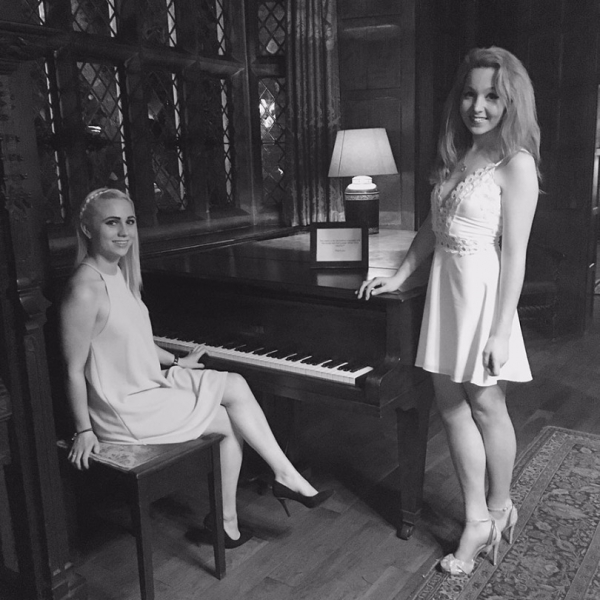 The Jazz Girls Vocal/ Piano Duo Berkshire