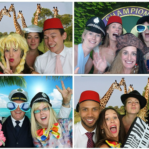 Mr Booths Photobooth London