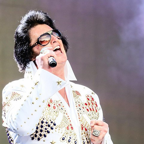 (Elvis) The King Elvis Presley Tribute Act Greater Manchester