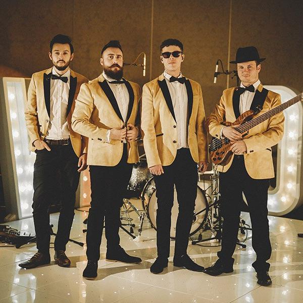 Goldtones | Soul Band Neath Port Talbot | Alive Network