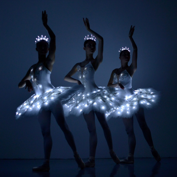 LED Ballet Dancers Ballet Dancers London