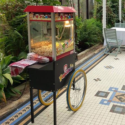 Popcorn Galore Popcorn Cart Staffordshire