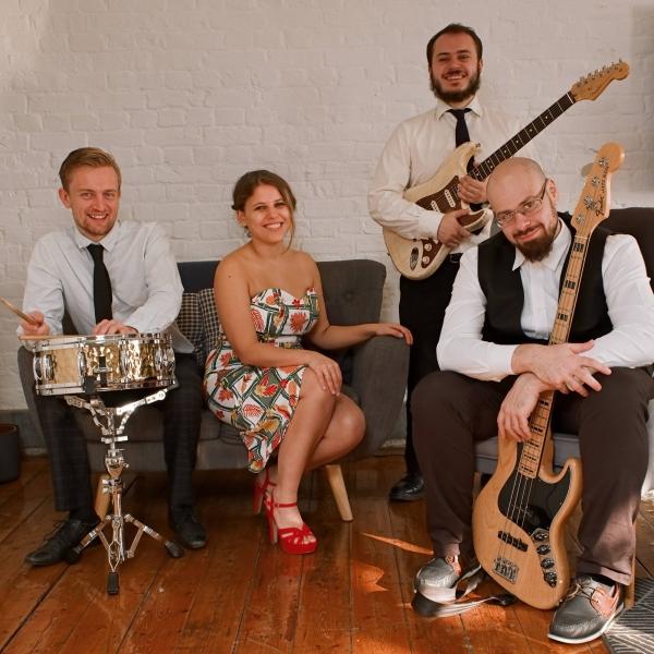 PopJazz Jazz Band Essex