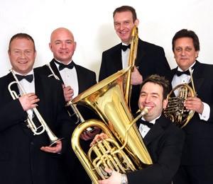 Premier Brass Brass Band Kent