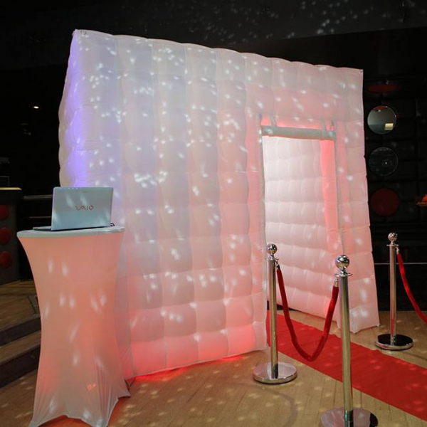 Premium Party Booth Photo Booth Northamptonshire
