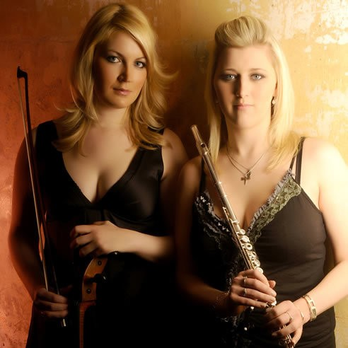 Prestige Flute & Cello Duo London