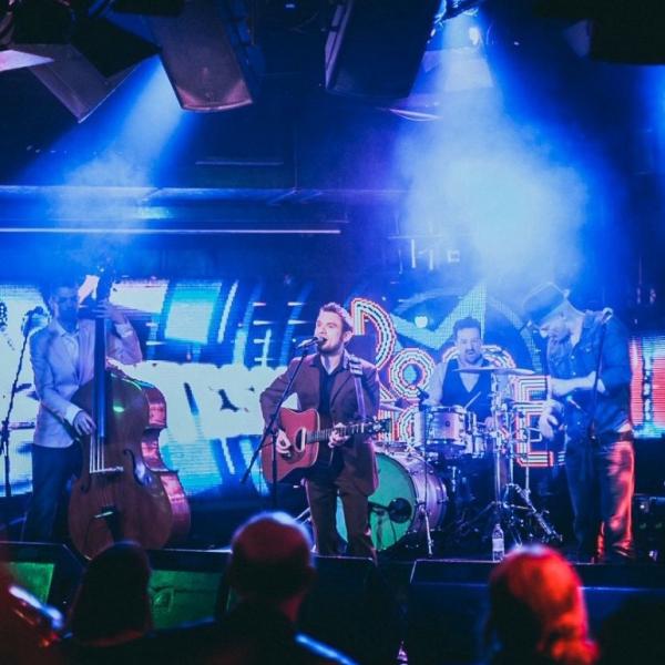The Little Big Tones Rock 'n' Roll Band London