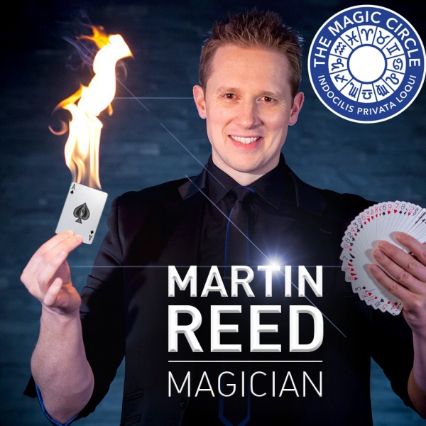 Martin Reed Magician London