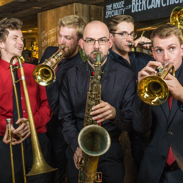 The Master Brassters Brass Band London