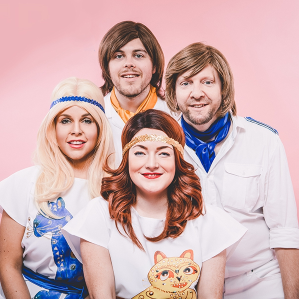 (ABBA) Abba Express Abba Tribute Band West Midlands