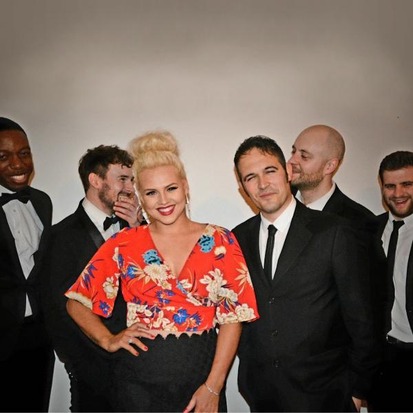 The Dancefloor Heroes Soul Band Surrey