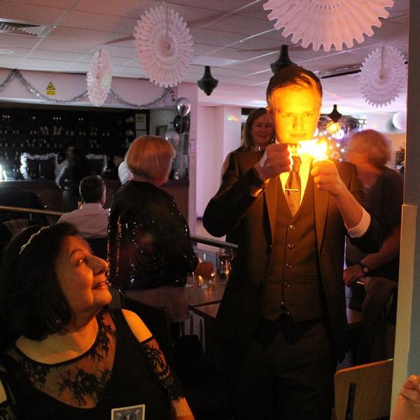 George Magician Magician Kent