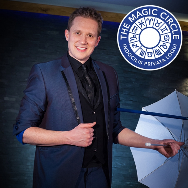 Martin Reed Comedy Cabaret Magician  West Sussex
