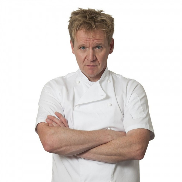 Gordon Ramsay Lookalike  Kent
