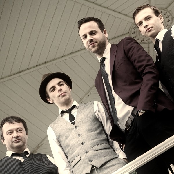 The Earls Of Swing Swing/Jazz Quartet Kent