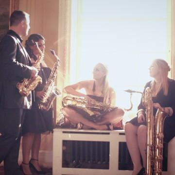The Soiree Sax Quartet  London