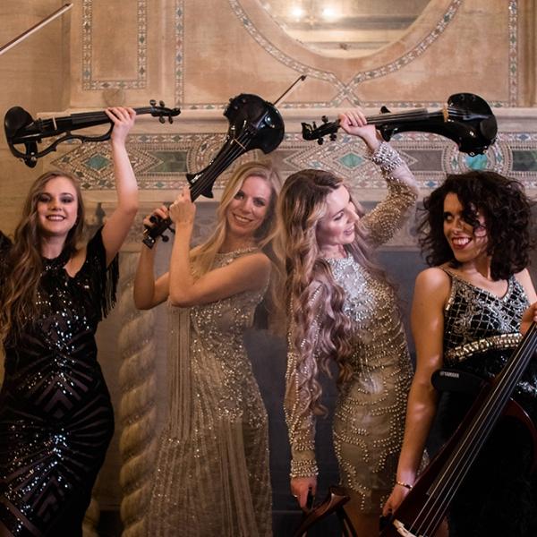 Radiance Strings String Quartet London