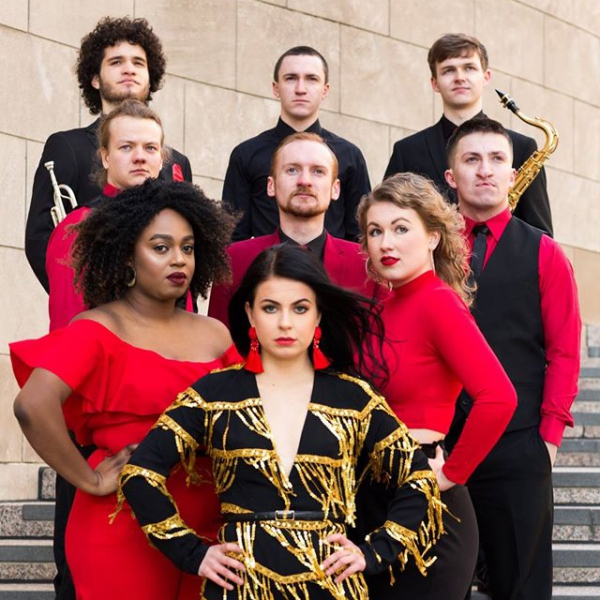 Red Avenue Soul, Funk & Party Band West Yorkshire