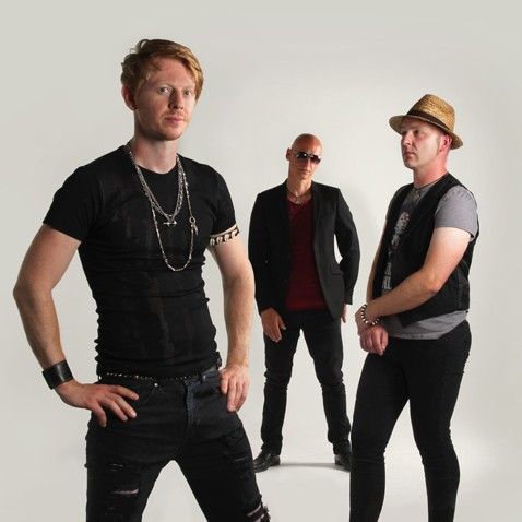 Resident Heroes Rock and Pop Trio London