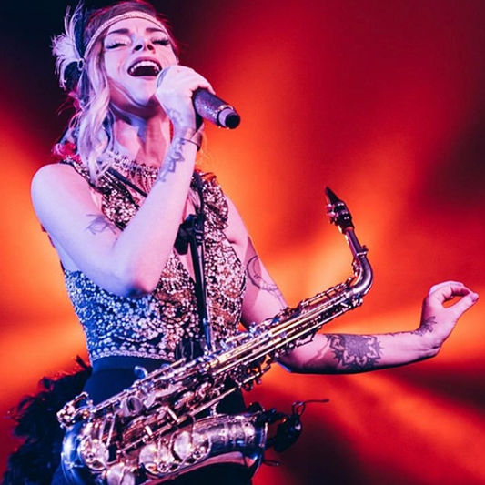 Robyn Taylor Solo Singer and Saxophonist Kent
