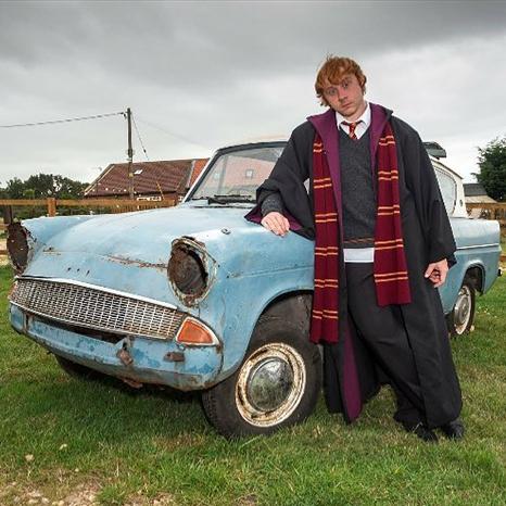 Ron Weasley Lookalike Lookalike Lincolnshire