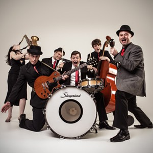 (Ska) The UK Ska Club Ska Tribute Band West Yorkshire