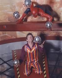 Rupert Sebastian (football juggling specialist)  London