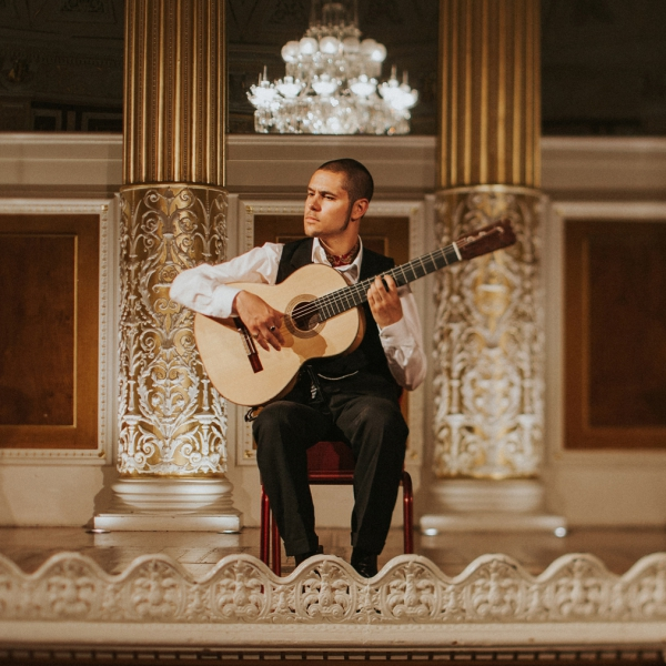 Flamenco Puro Flamenco Guitarist West Yorkshire