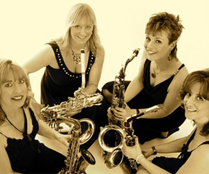 Sax on the Box Saxophone Quartet Oxfordshire
