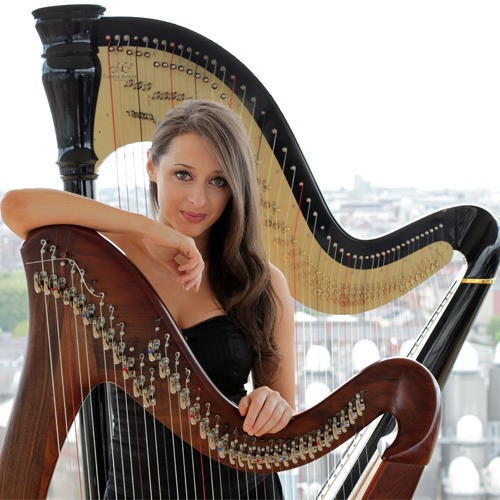 Seana Harpist London