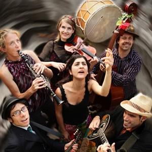 She Koyokh Klezmer Ensemble Latin & Salsa Band London