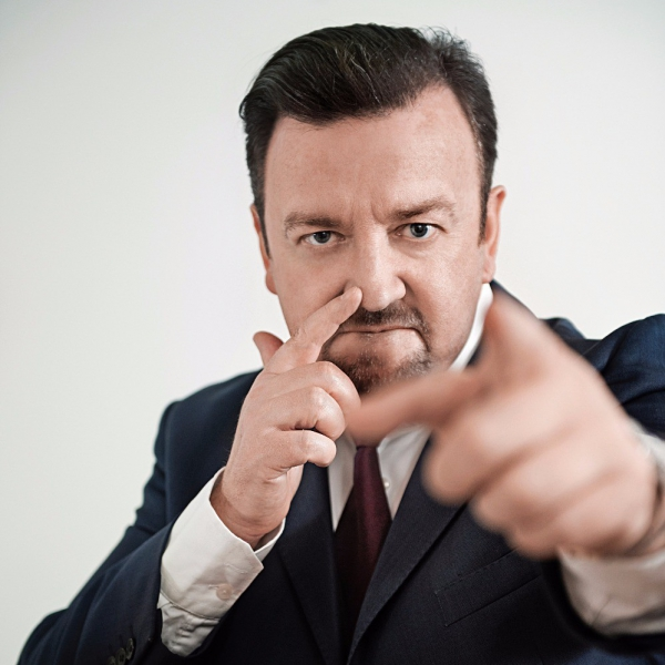 Ricky Gervais David Brent Lookalike Lookalike West Sussex