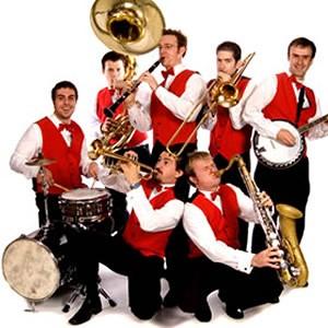 Silkville Seven New Orleans Jazz Band London